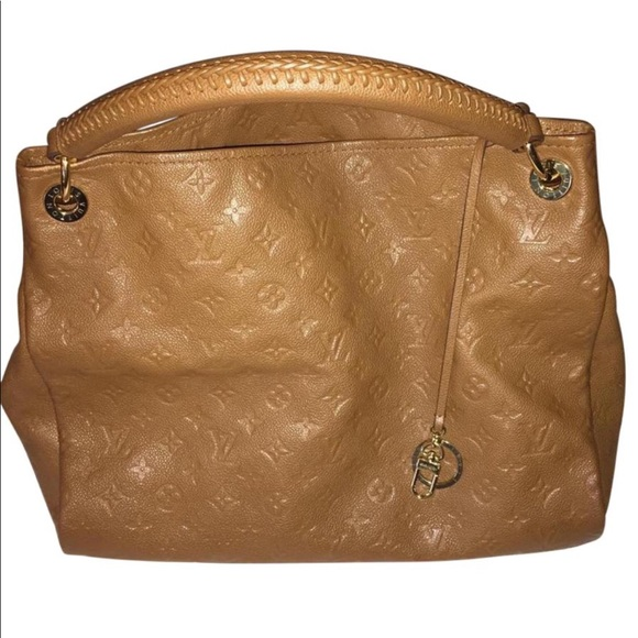 39e966c4e922 Louis Vuitton Handbags - Louis Vuitton Leather Harvane Artsy Hobo